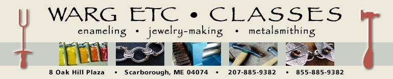 Warg Enamel & Tool Center
